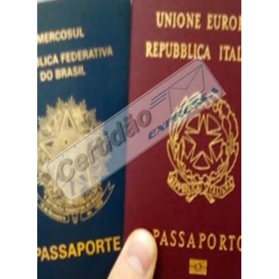 Dupla Cidadania - Nacionalidade